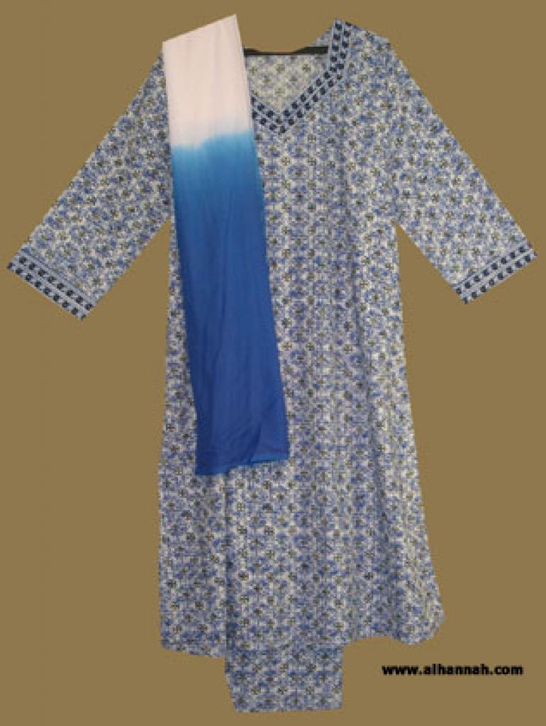 Traditional Cotton Salwar Kameez sk869