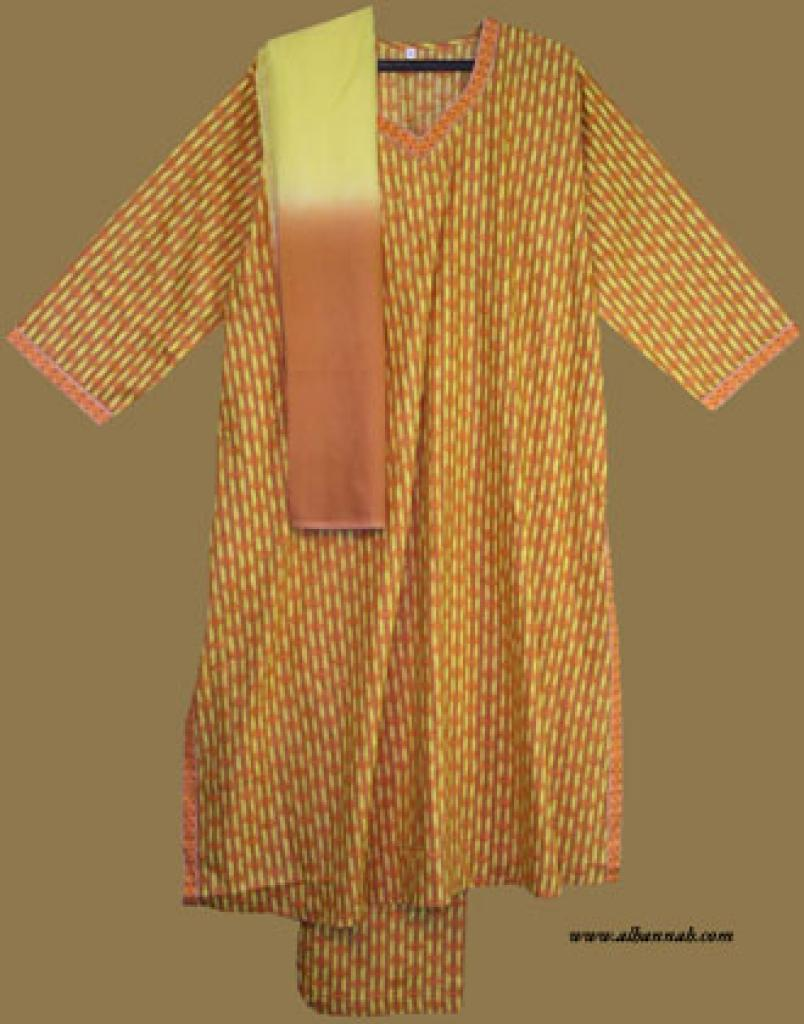 Traditional Cotton Salwar Kameez sk871