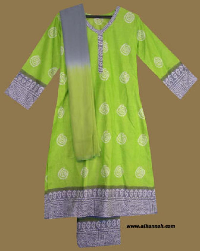 Traditional Cotton Salwar Kameez sk874