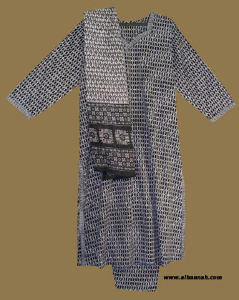 Traditional Cotton Salwar Kameez   sk876
