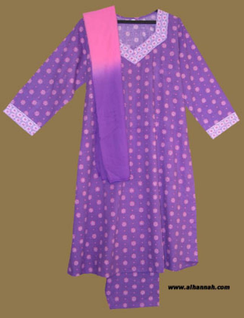Traditional Cotton Salwar Kameez sk878
