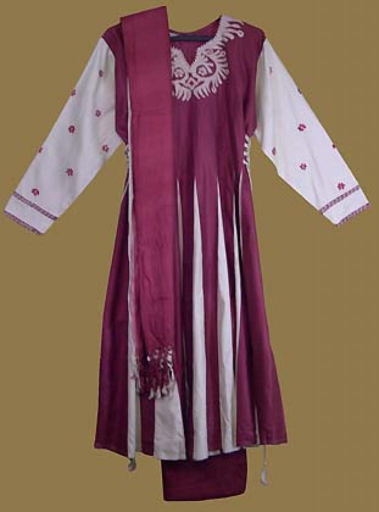 Traditional Pakistani Salwar Kameez  sk885