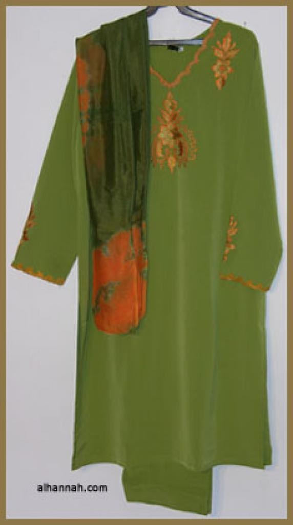 Embroidered Salwar Kameez sk912