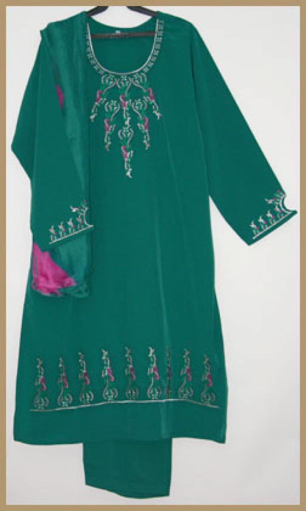 Embroidered Salwar Kameez sk948