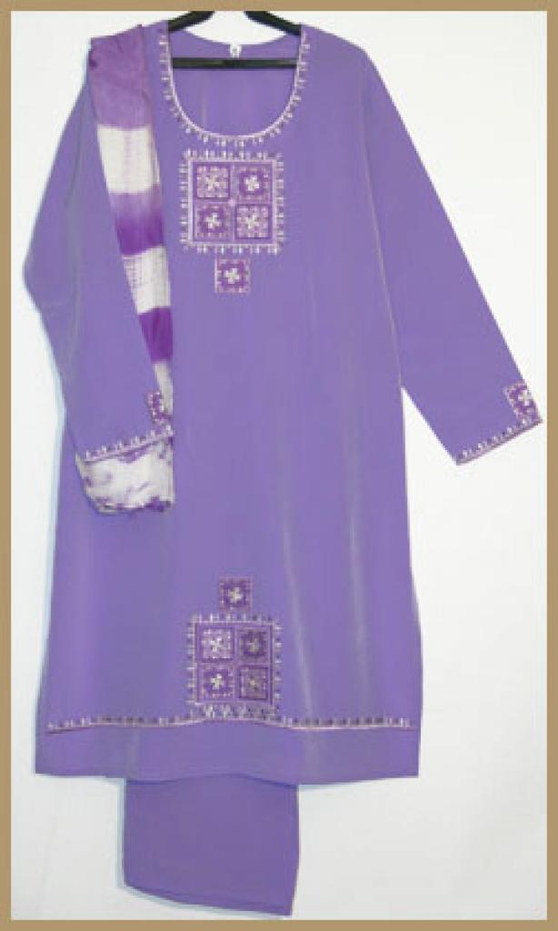 Embroidered Salwar Kameez sk956