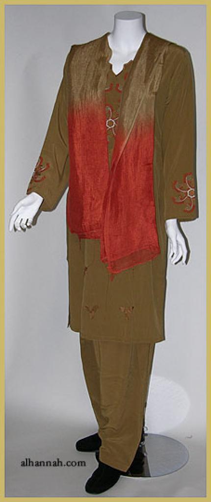 Embroidered Salwar Kameez sk960