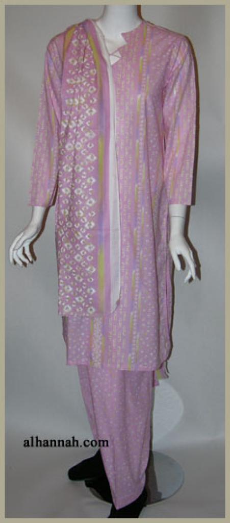 Petite Sized Cotton Salwar Kameez sk967