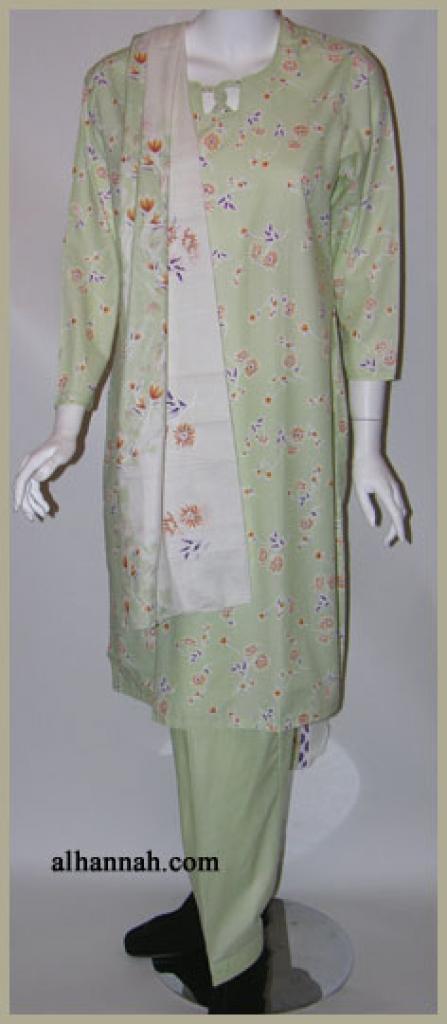 Petite Sized Cotton Salwar Kameez sk968