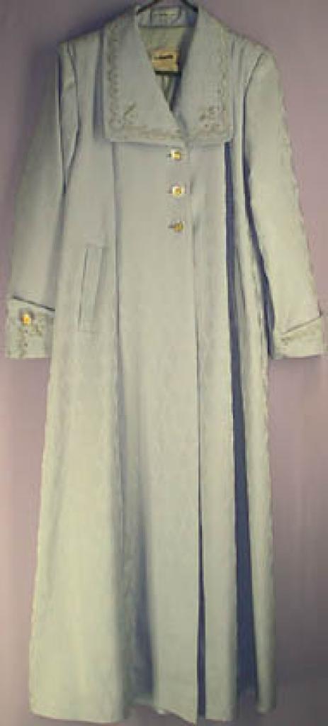 Syrian Coat-style Jaquard jilbab sr156