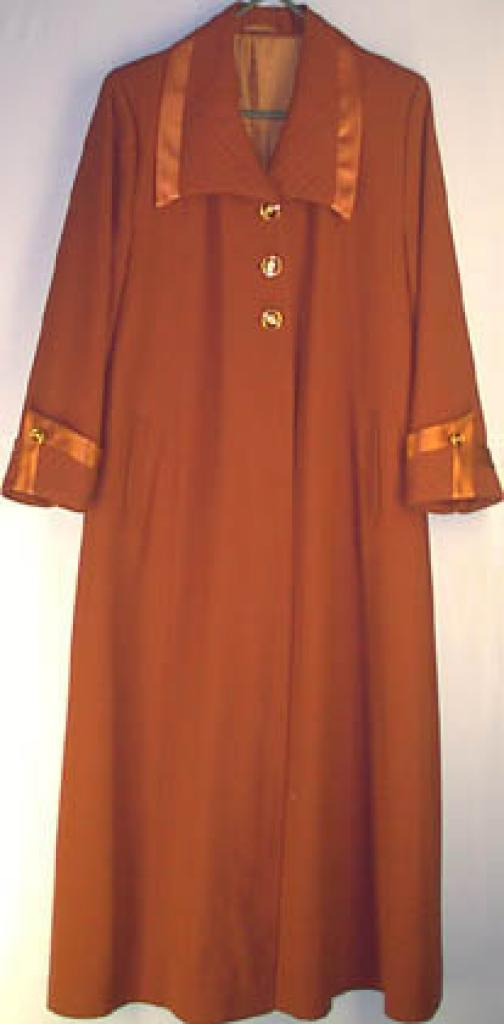 Jilbab - Syrian Coat style sr157