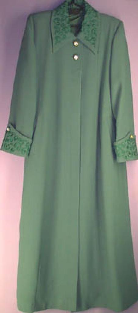 Jilbab - Syrian Coat style sr158