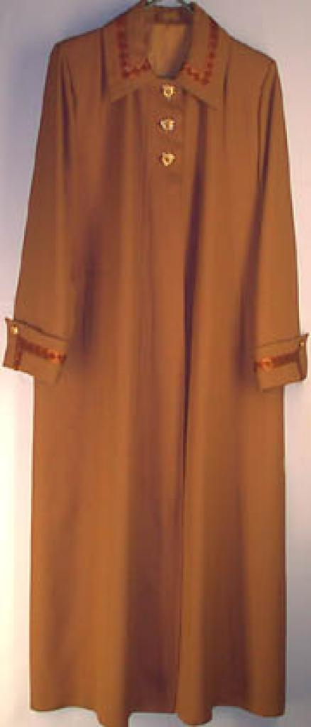 Jilbab - Syrian Coat style sr159