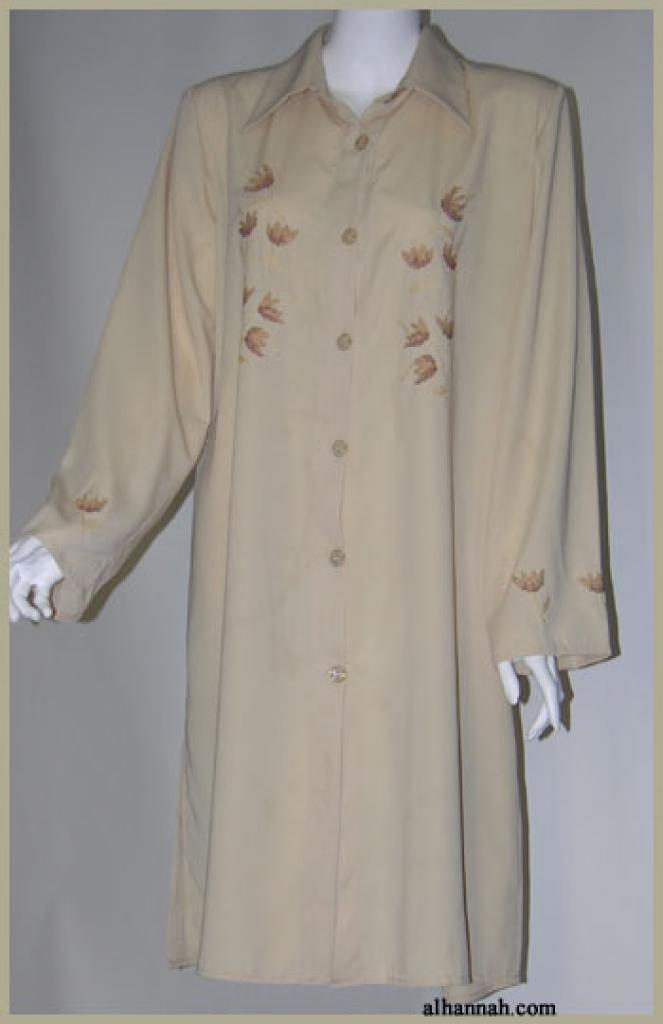 Premium Quality Embroidered Jordanian Tunic Top  st511