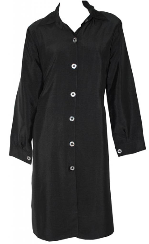 Al Karam Satin Tunic Shirt st551