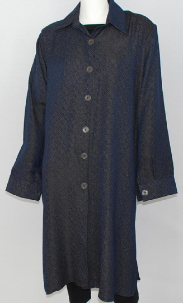 Al Karam Brushed Tunic Shirt st552
