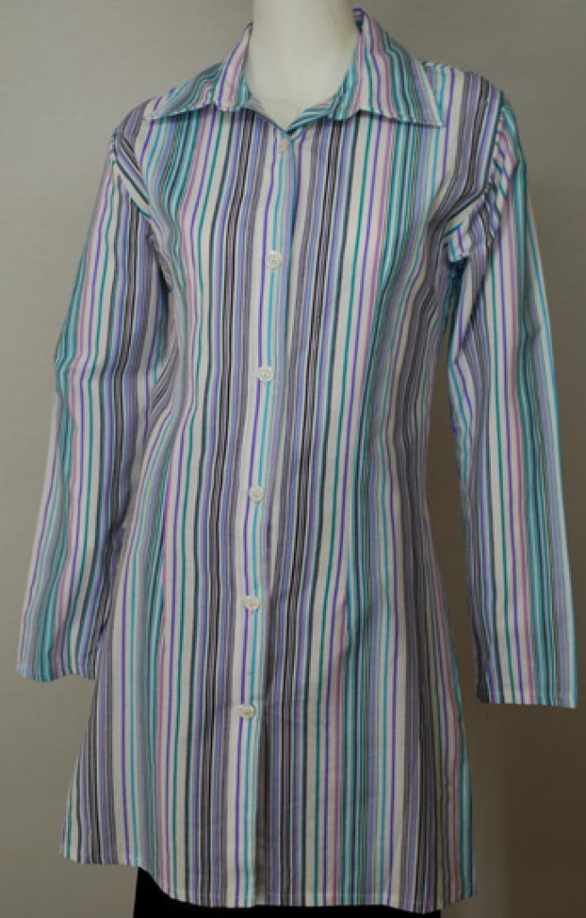 Printed Cotton Long Tunic st572