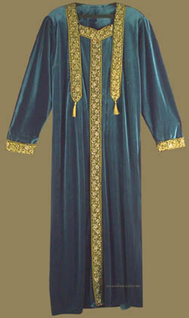 Arabian Velveteen Thobe th506