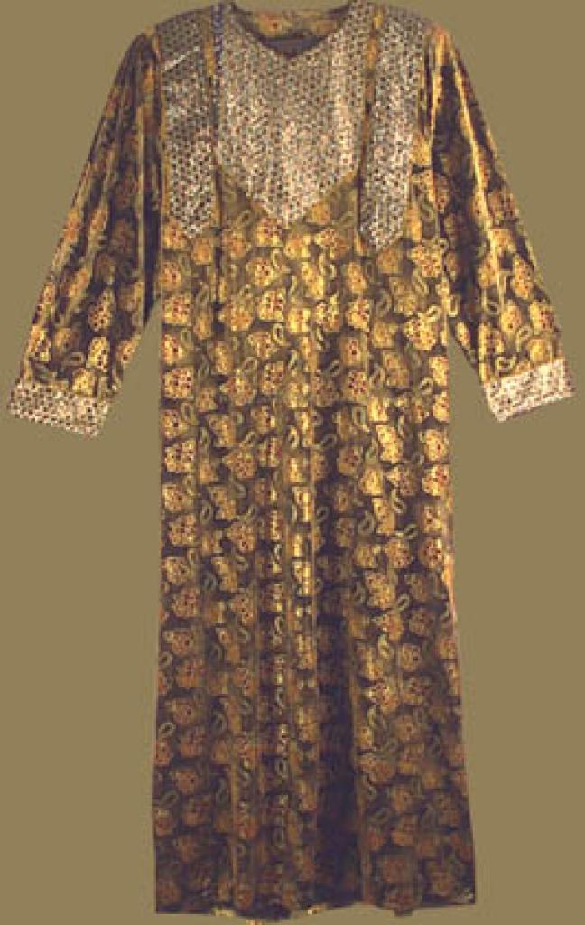Arabian Velveteen Thobe   th507