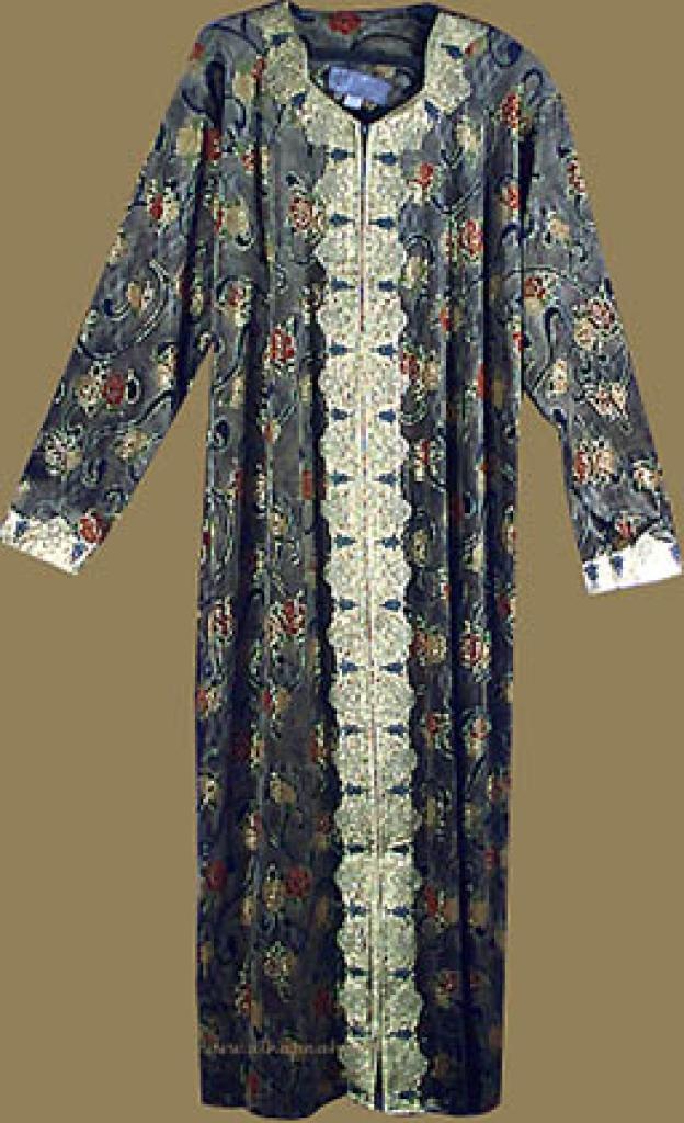 Arabian Velveteen Thobe th510