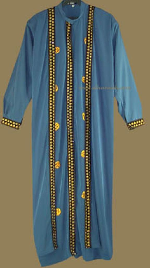 Khalidje Style Thobe   th522