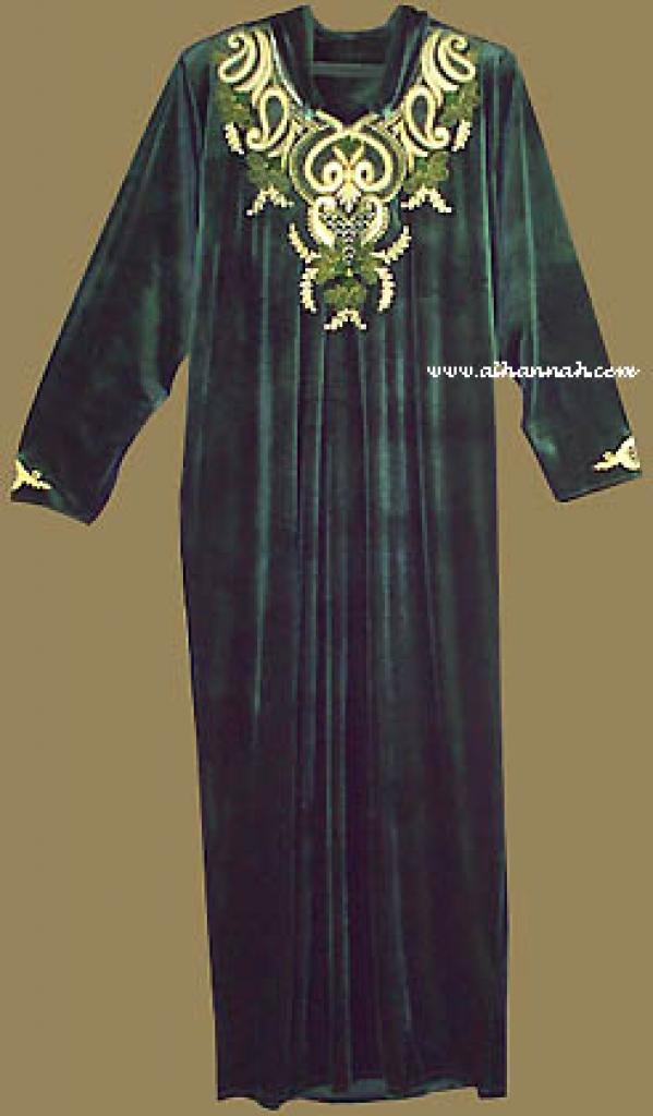 Moroccan Style Hooded Thobe th529