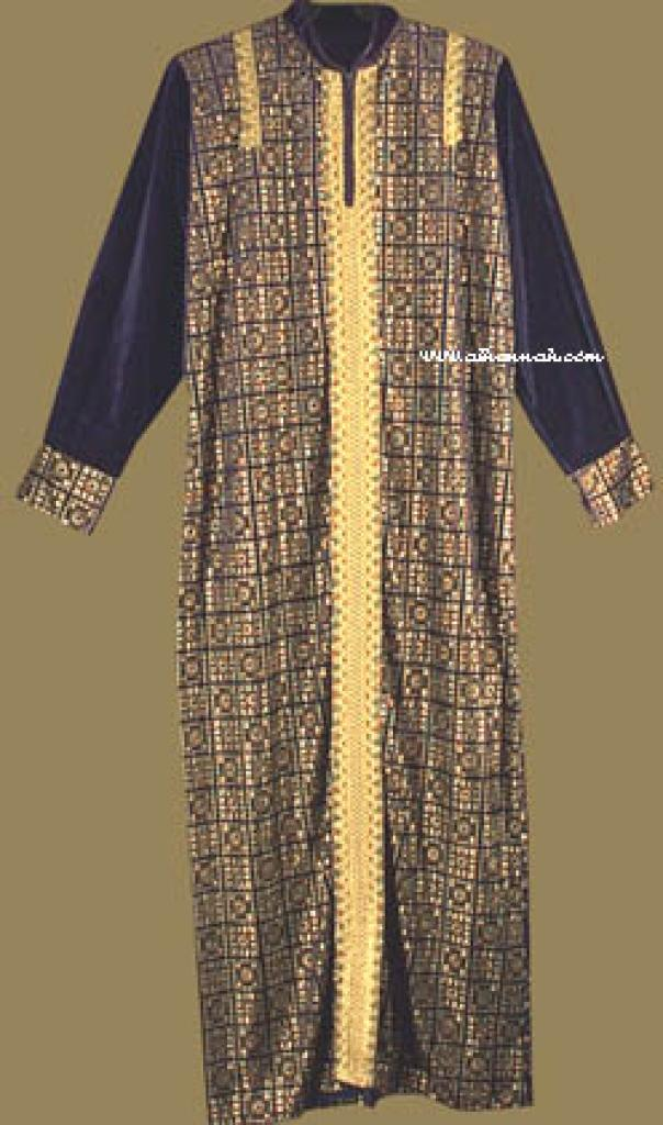 Moroccan Style Hooded Thobe th534