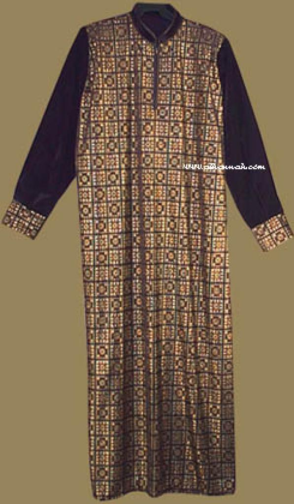 Moroccan Style Hooded Thobe th535
