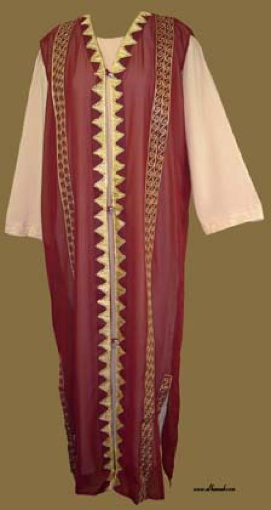 Classic Two Piece Arabian Thobe th559