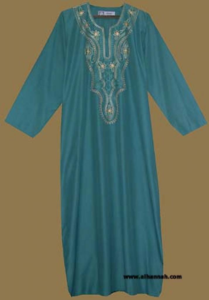Women's Embroidered Dishadasha th570