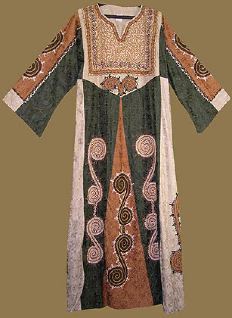 Arabian Queen's Dress  th581
