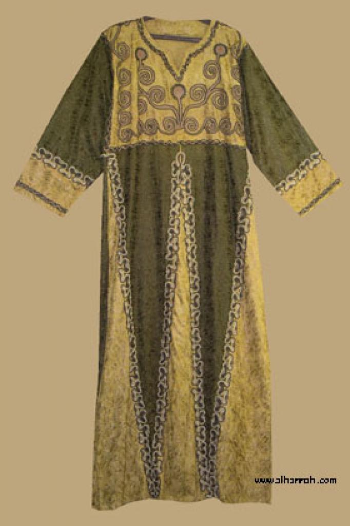 Arabian Queen's Dress  th582