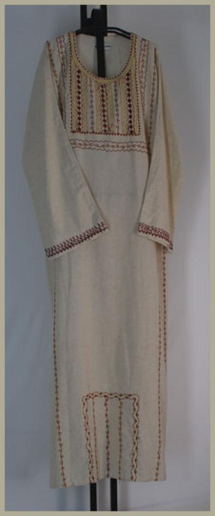 Embroidered Cotton Thobe  th628
