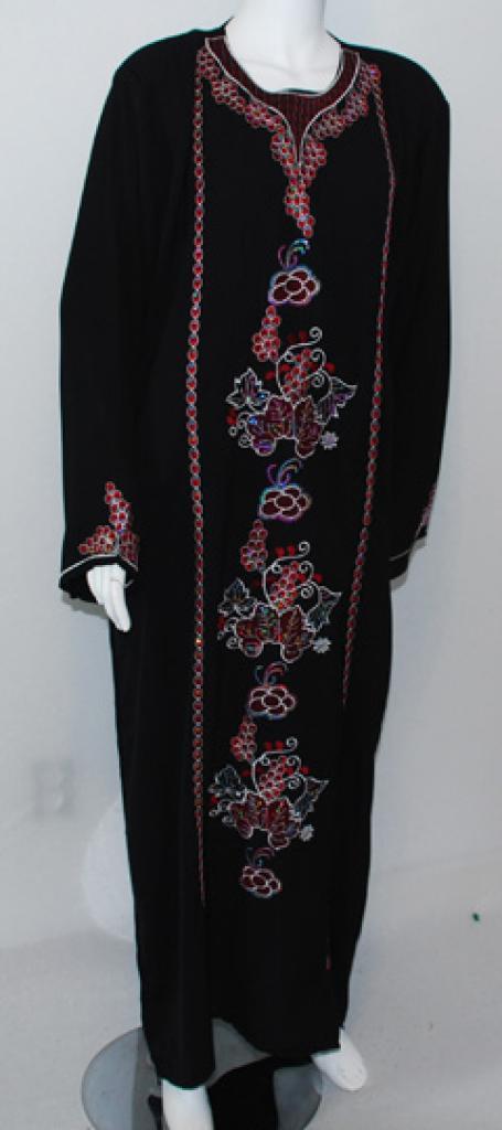 Embroidered Saudi Thobe th644