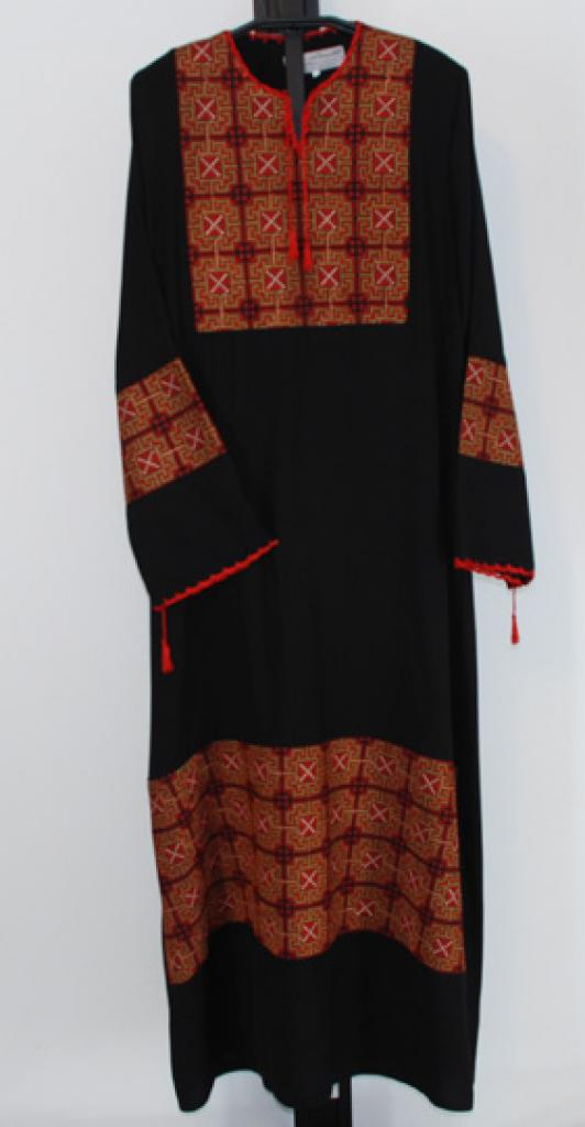 Embroidered Al Karam Thobe  th646