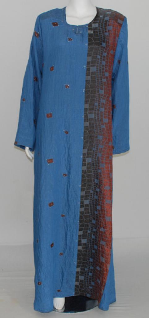 Embroidered Al Karam Thobe  th650