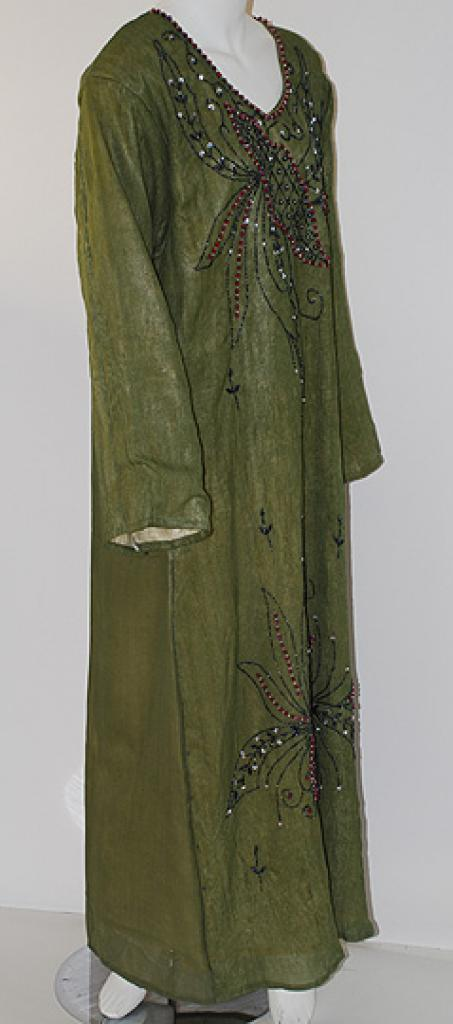 Embroidered Double-layer Thobe th654