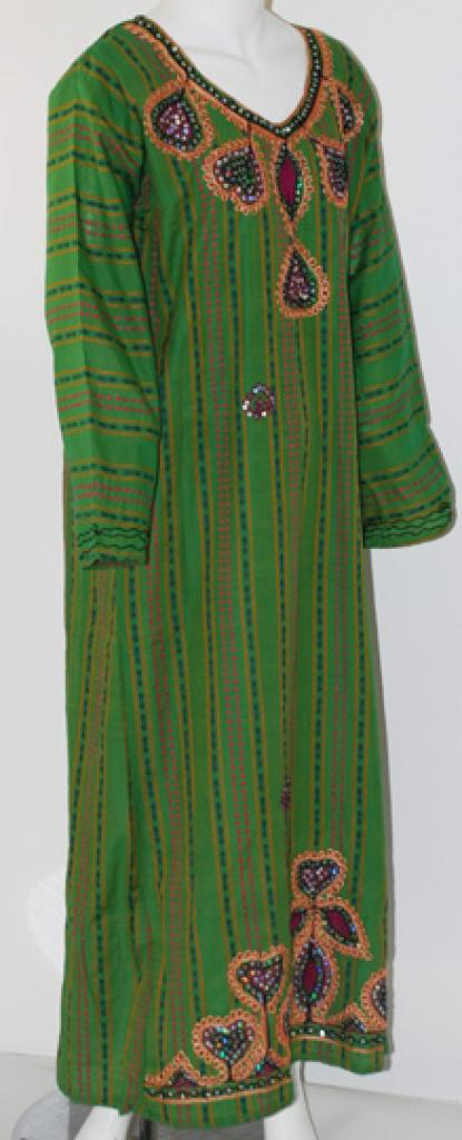 Embroidered Womens Dishdasha  th656