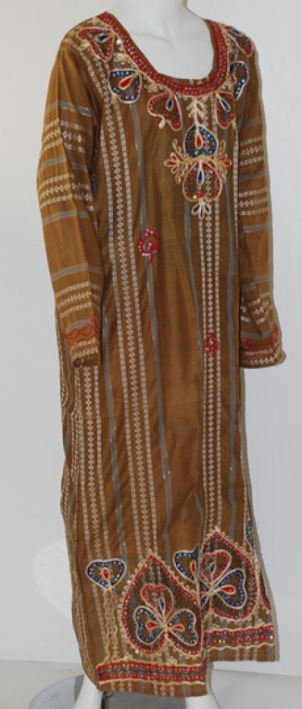 Embroidered Womens Dishdasha  th664