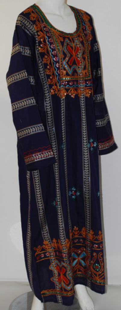 Embroidered Womens Dishdasha  th668