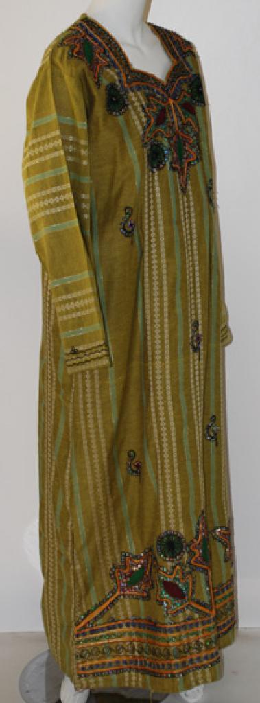 Embroidered Womens Dishdasha  th669