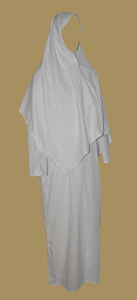 Womens Four Piece Hajj Set th676