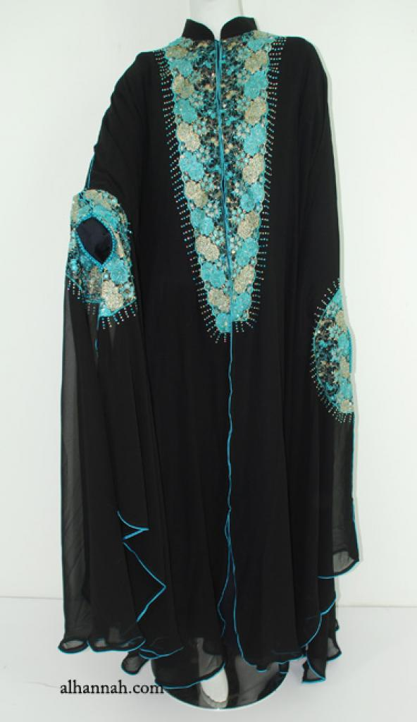 Traditional Saudi Style Thobe Al Nashal th739