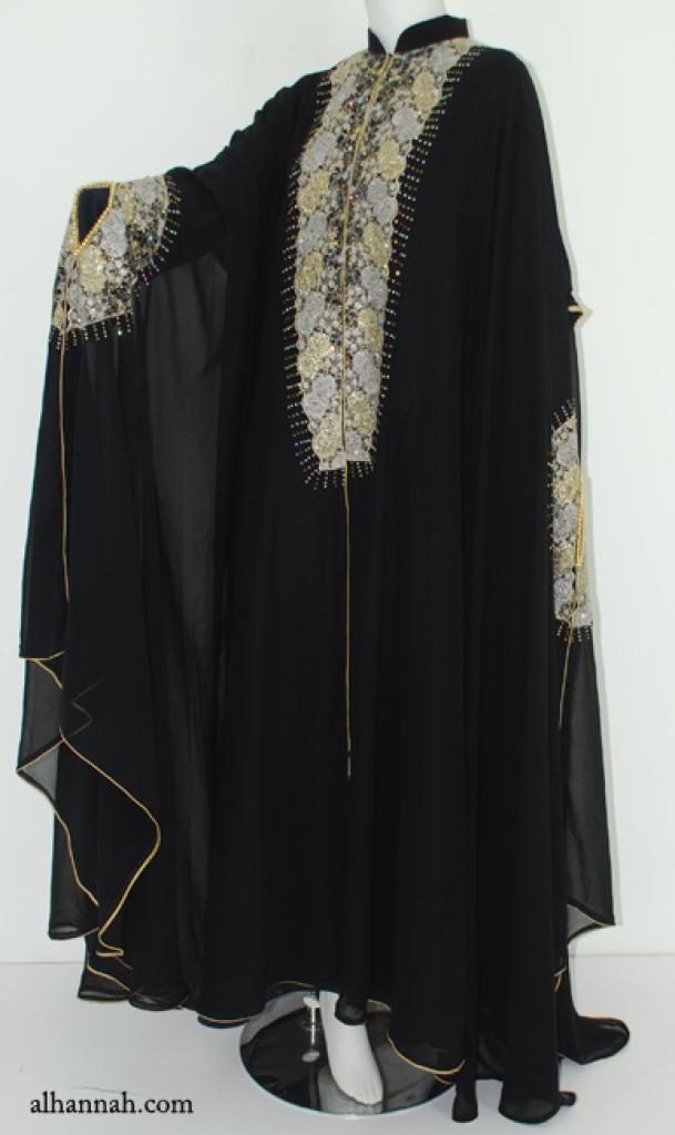 Traditional Saudi Style Thobe Al Nashal th740