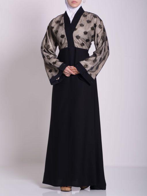 Aidah Abaya - Pull Over Style ab676 (1)