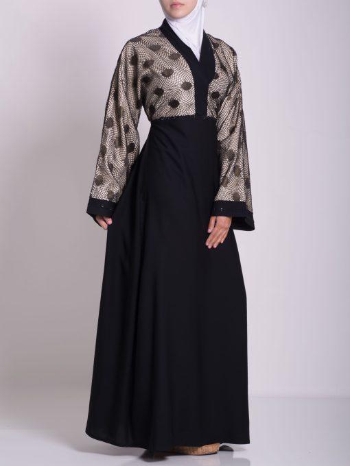 Aidah Abaya - Pull Over Style ab676 (2)