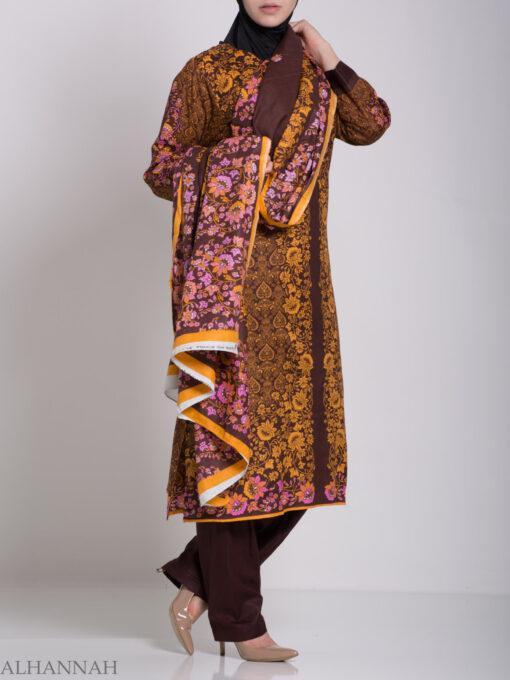 Aliyyah Salwar Kameez - Premium Cotton sk1220 (4)