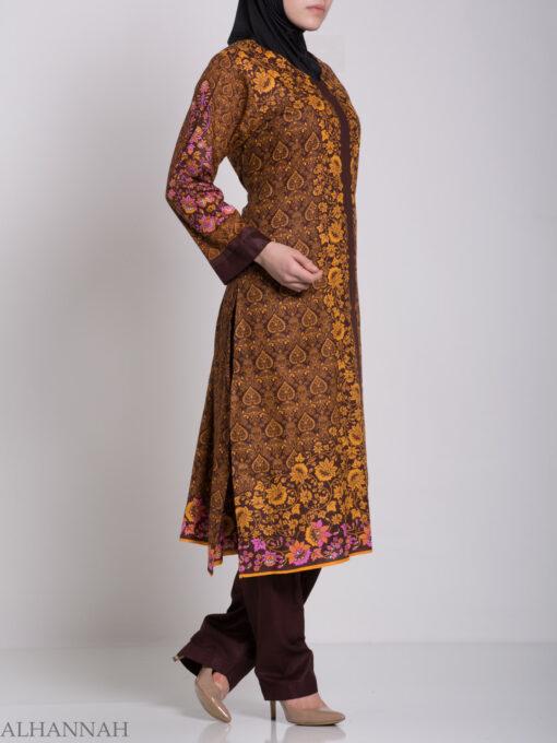 Aliyyah Salwar Kameez - Premium Cotton sk1220 (7)