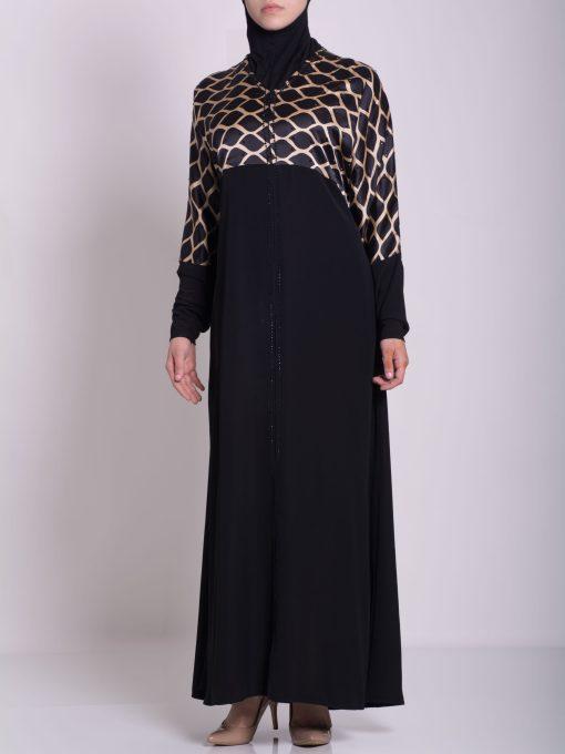 Arabian Khalije Abaya ab637 (1)