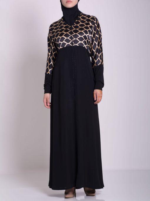 Arabian Khalije Abaya ab637 (8)