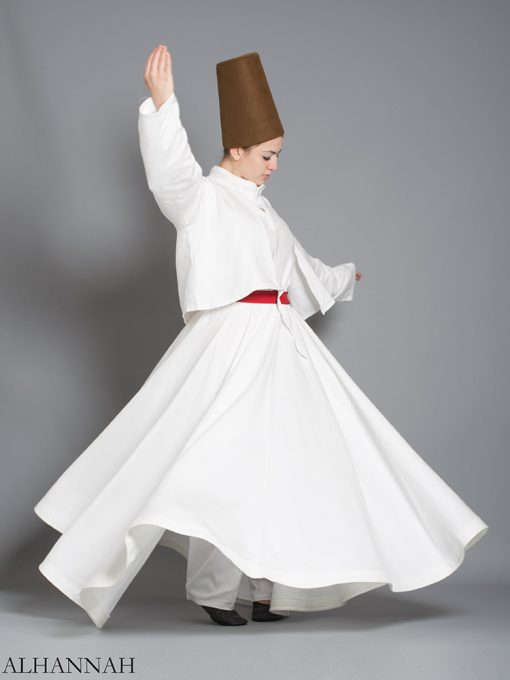 Authentic Whirling Dervish Costume me482 (5)